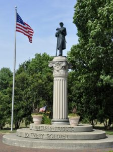 Boy in Blue statue_photo by Rockford Register Star